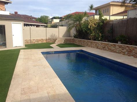 pool pavers ideas pool pavers and landscaping tips for perth homes