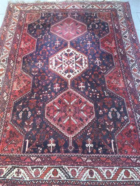Oud Perzisch Tapijt by Oud Perzisch Tapijt Shiraz 190x270 Catawiki
