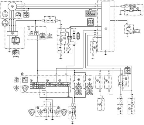 yamaha xt 250 wiring diagram 28 wiring diagram images