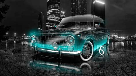 neon lada vaz 2101 russian car 2013 el tony