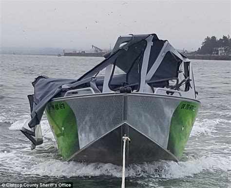 fisherman boat crash fisherman sues after speedboat crashed into him daily