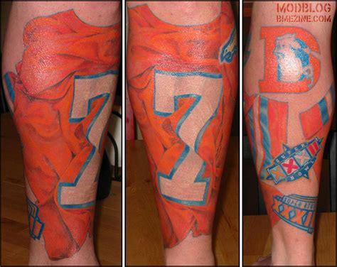 extreme tattoo az john elway jersey tattoo project bme tattoo piercing