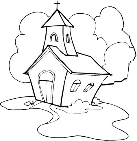 Kidprintables Com Coloring Pages Coloring Pages For Church