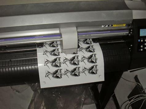 Mesin Printer Vinyl print sticker vinyl a3 berkualitas bahan berkualitas