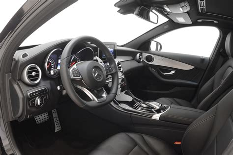 Eco Up Tieferlegen by Brabus Brings Out The Mercedes C Class Upgrades