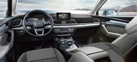 Audi Q5 Interior by 2018 Audi Q5 Vs 2017 Audi Q5 A Remarkable Redesign