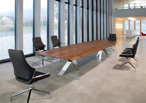 contemporary conference table modern conference table ambience dor 233