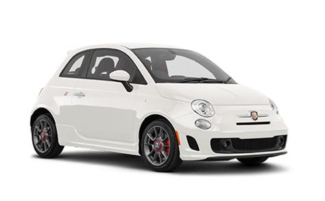 compare the 2016 fiat 500 vs 500 abarth
