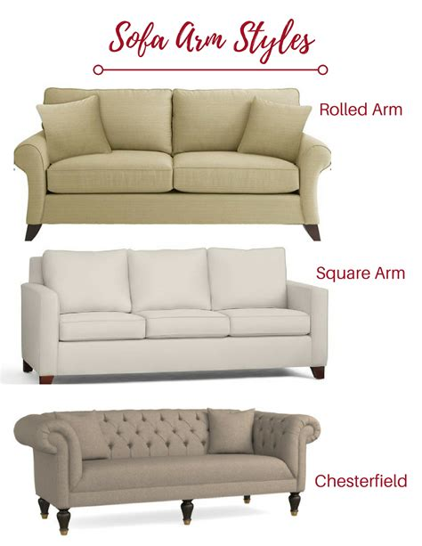 sofa styles guide design guide shopping for the perfect sofa confettistyle