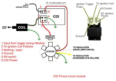 5 Wire Cdi Diagram