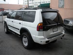 2000 Mitsubishi Montero Sport Limited 2000 Mitsubishi Montero Sport Pictures Cargurus