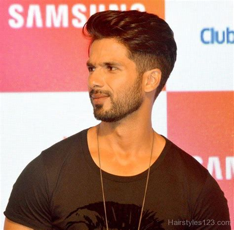 hairstyles of indian actors shahid kapoor new hairstyle for his new movie shaandar