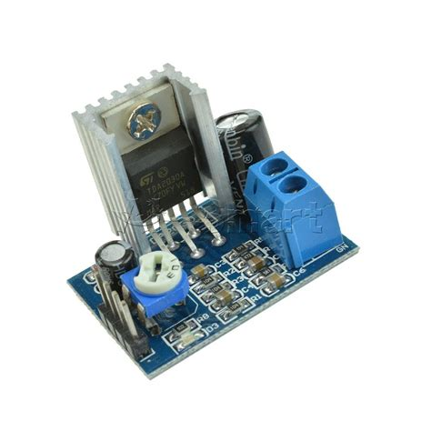 Tda2030 Audio 18w Mono Pentawatt5 new tda2030a audio lifier module power lifier board 6 12v 1 18w ebay