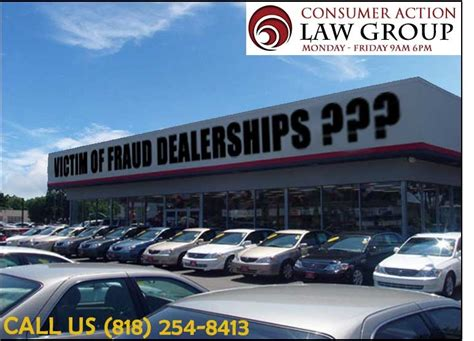can i sue a car dealership for lying auto fraud attorneys win against deceptive car dealership