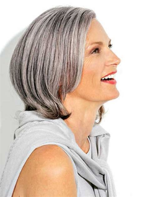 fine graycoming in of short bob hairstyles for 70 yr old 15 bob hairstyles for older ladies like a fine wine