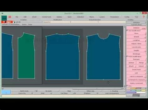 lectra pattern design software how to digitize a pattern in lectra funnydog tv
