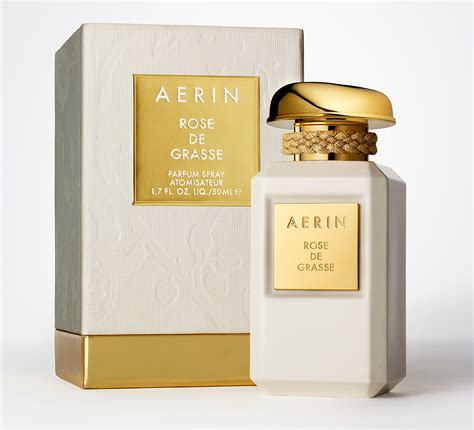Opulent Items Rose De Grasse Aerin Lauder Perfume A New Fragrance For