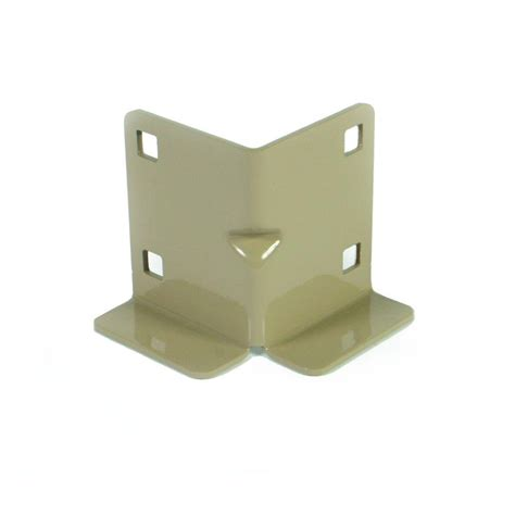 crown bolt galvanized box rail splice bracket 62899 the