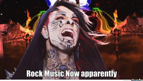 Rock Music Memes - rock music by 25cooly1 meme center