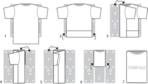 How To Fold A Paper T Shirt - diy hacks that make your easier