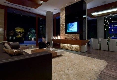 Modern Design For Small Living Room Bill House Plans | bill gates home 16 photos from the richest man s home