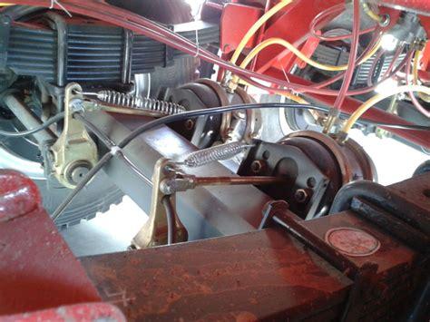 Air Chamber 30 cargo trailer brake system t30 30 air brake chamber truck