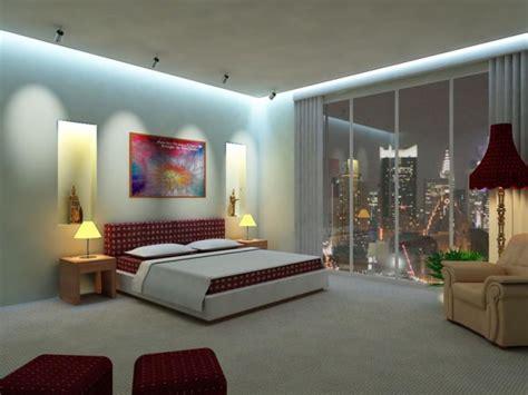 Bedroom Lighting Exles 20 Fascinating Exles Of Modern Bedroom Lighting Ideas