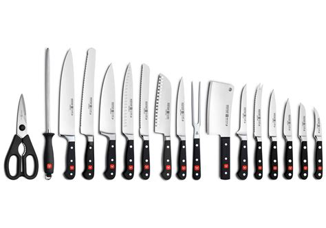 wusthof classic 26 piece block knife set kitchen 8275 ebay wusthof classic knife block set 26 piece natural