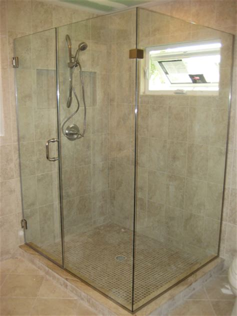 Heavy Glass Frameless Shower Doors The Shower Door Long Heavy Glass Shower Door