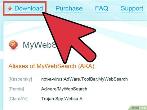 My Search Como Remover O Mywebsearch 14 Passos Imagens