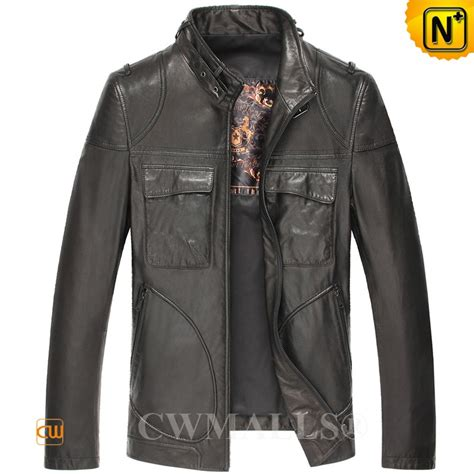 mens moto jacket cwmalls 174 leather moto jacket cw806047