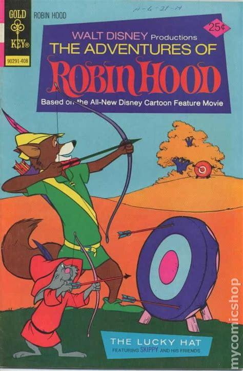 the adventures of robin hood a ladybird book adventures of robin hood 1974 gold key mark jewelers comic books