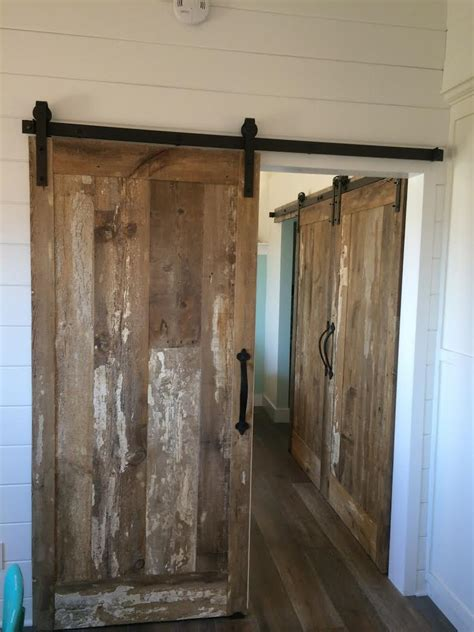 U S Reclaimedu S Reclaimed Recycled Barn Doors