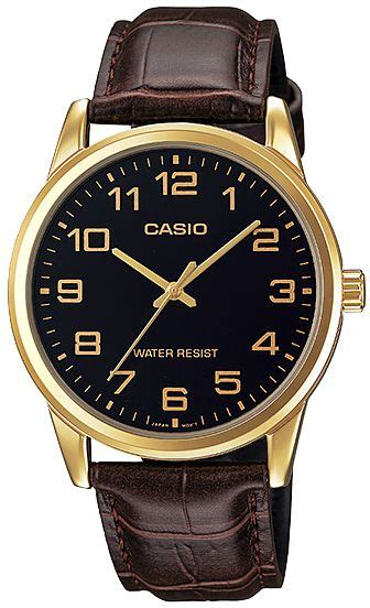 Casio Analog Mens Mtp V001gl 1b Mtpv001gl Original Bergaransi casio mtp v001gl 1b for analog dress price review and buy in amman zarqa
