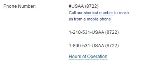 Usaa Phone Number Toll Free Customer Service All