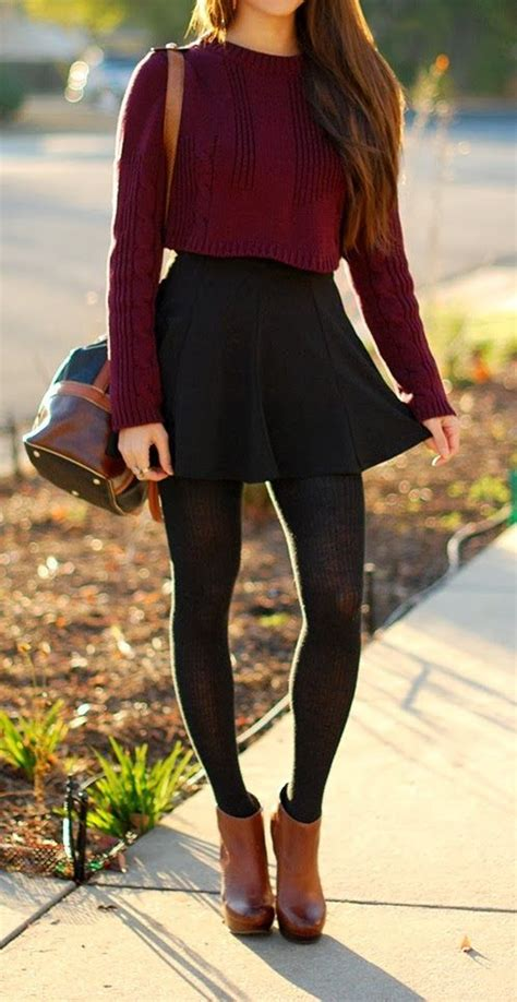 8 Skirts To Fall For by Best 25 Fall Ideas On Fall Style