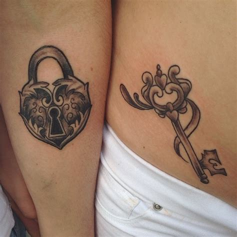 65 Best Lock And Key Tattoos Tattoos Lock And Key 2