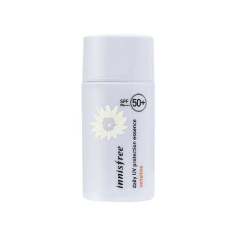 Nnisfree Uv Protection innisfree daily uv protection essence sensitive spf50 pa