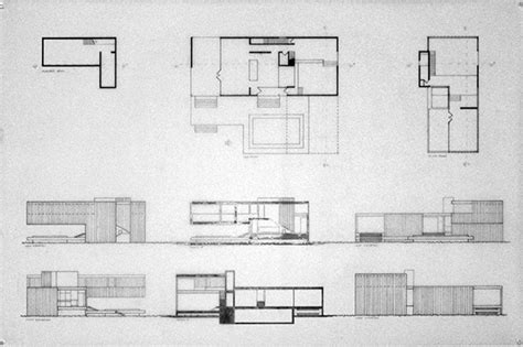 Farnsworth House Floor Plan by Farnsworth House Addition On Behance