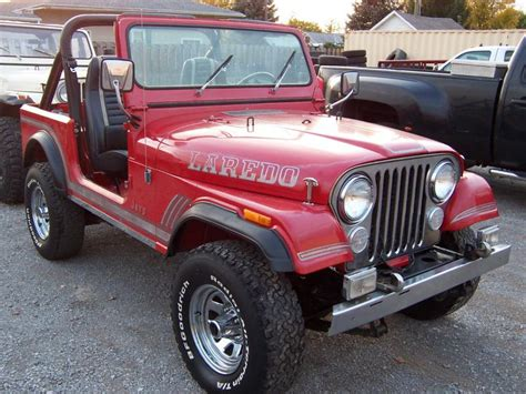 Why Do Jeeps Hold Their Value Rudy S Classic Jeeps Llc 86 Jeep Cj7 Laredo