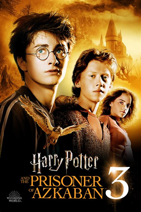 Harry Potter And The Prisoner Of Azkaban 2004 Posters