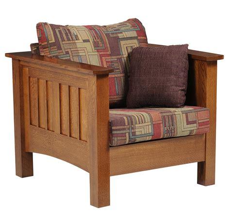 mission futon mission futon chair
