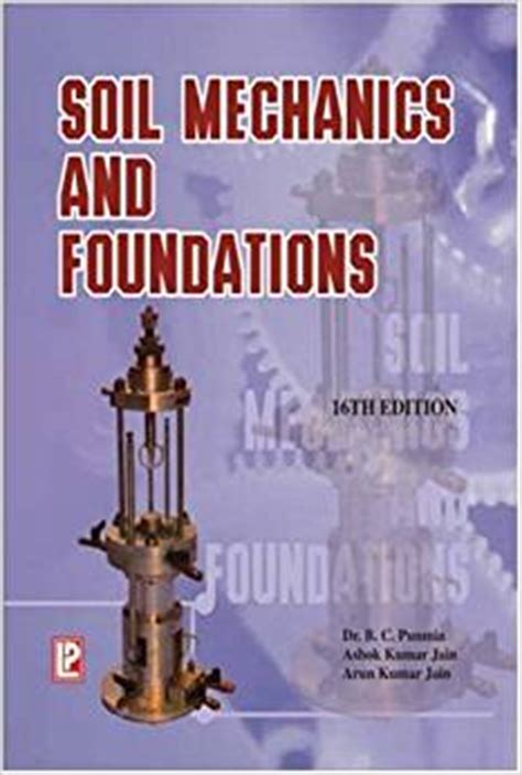 the mechanics of soils and foundations second edition books buy soil mechanics and foundations book at low