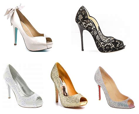 Wedding Shoes Houston by Peep Toe 171 Houston Wedding