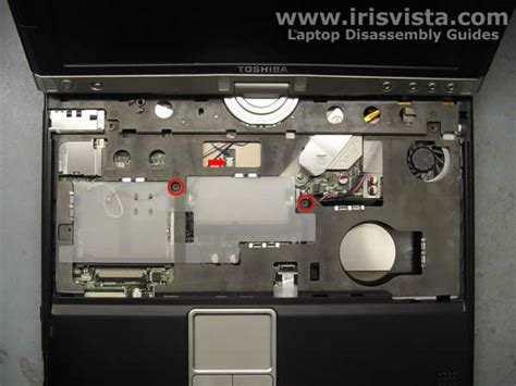 toshiba portege 3500 tablet pc disassembly guide
