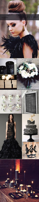 themes of black swan the little canopy artsy weddings indie weddings