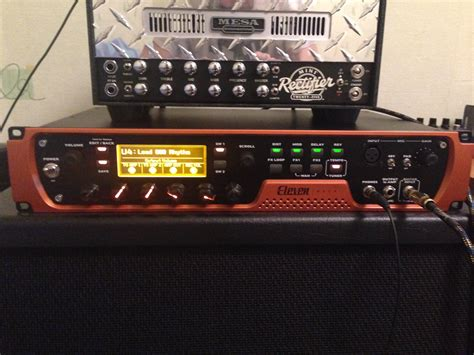 Eleven Rack Forum by Avid Eleven Rack Image 769850 Audiofanzine