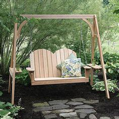 adirondack porch swing plans a frame adirondack swing plans woodworking projects plans