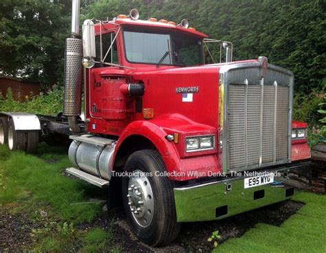 kenworth for sale uk kenworth w900 shelley leeds united kingdom