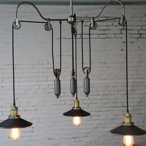 Industrial Style Pendant Lighting Aliexpress Buy Retro American Country Industrial Style Pendant Light Loft Warehouse